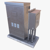 free asset polys pbr 3d model