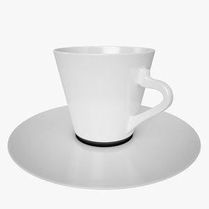 3d nespresso cup