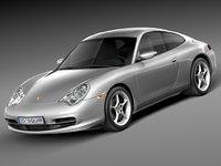 Porsche 911 996 Carrera 2003