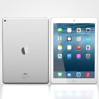Apple iPad Air 2 White (Silver)