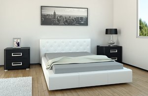 max simple bed