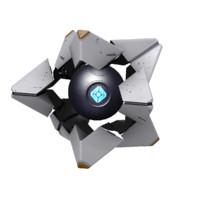 3d model fan art ghost