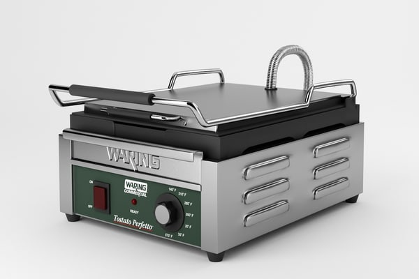 waring toasting grill 3d model