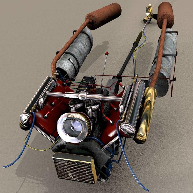marine engine motorboat max