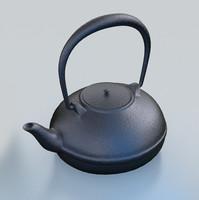 fbx teapot interior