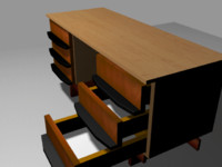 3ds max worktable table