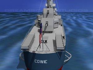 anti-aircraft destroyers class dwg