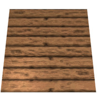 Wood Logs 3 Texture Tile