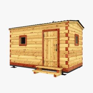 obj mobile sauna