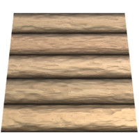 Wood Logs 4 Texture Tile
