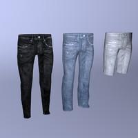 set jeans 3ds