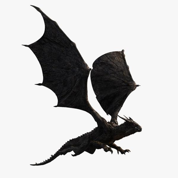 ma stone dragon animation