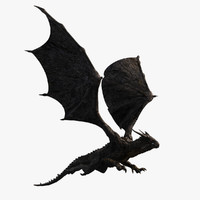 dragon 3d models