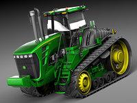 John Deere 9630T Tractor