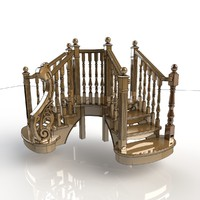 solidworks stairs 3d 3ds