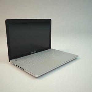 3d asus notebook