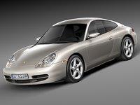 Porsche 911 996 Carrera 1997-2001