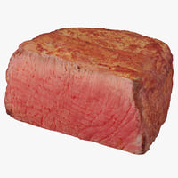 3d mol steak