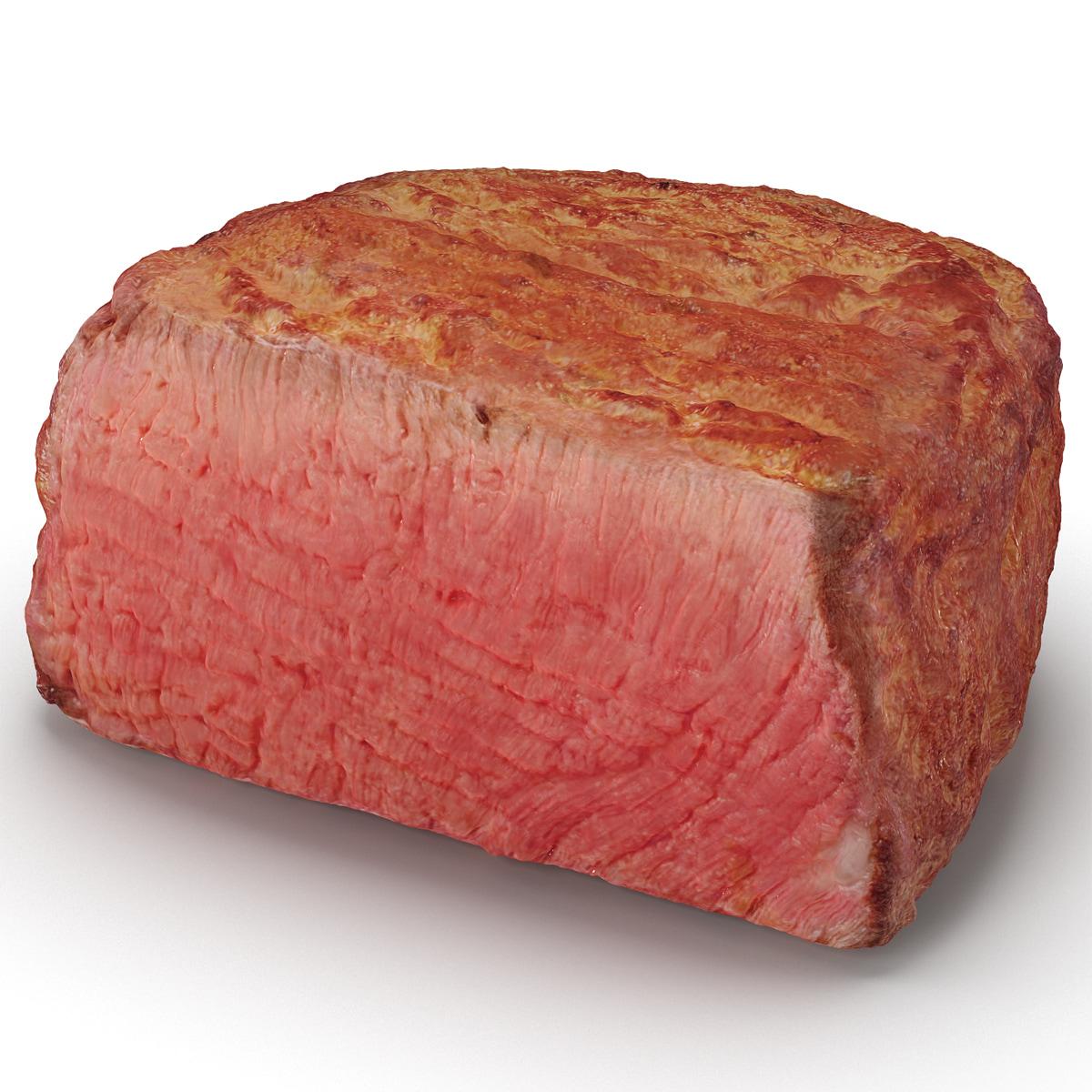 3d mol steak