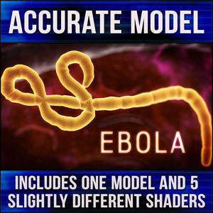 ebola virus max