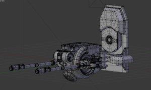 maya anti air cannon