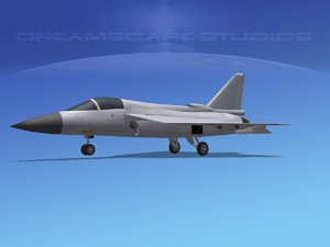 3d tejas hal fighter