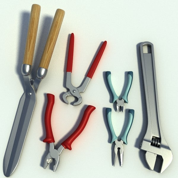 3ds hand tools