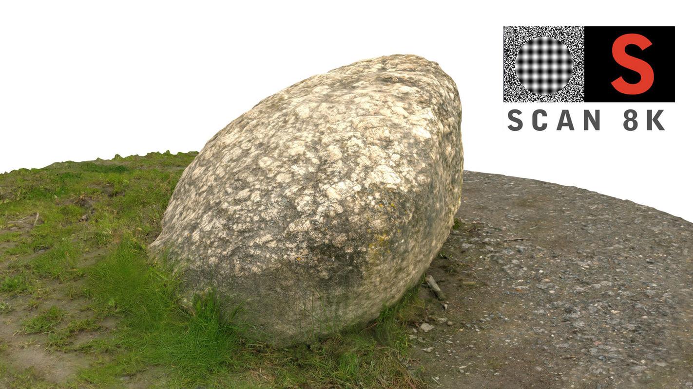 scanned nature obj