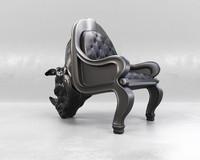 Rhino by Maximo Riera