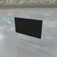 fbx flat screen