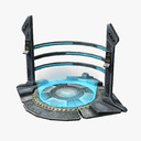 Teleportation Device 3D models