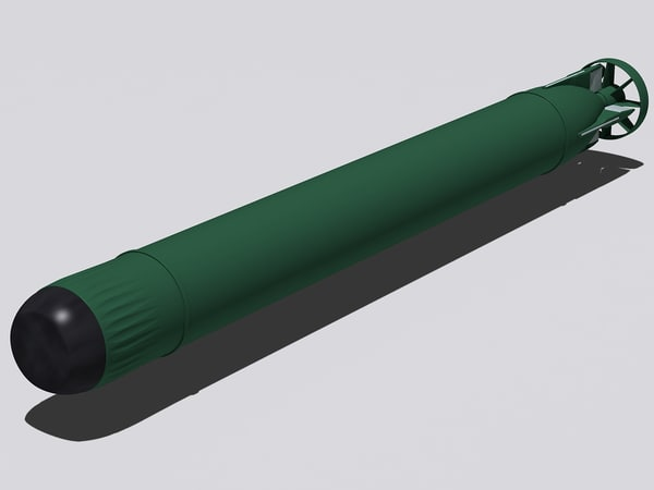 rocket torpedo m-15 3ds
