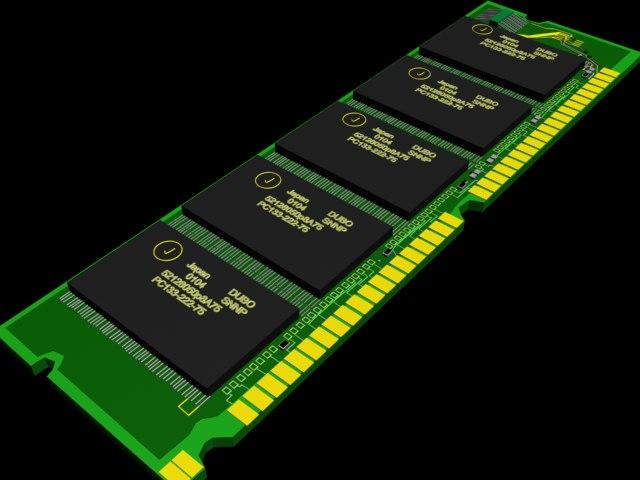 3d ram virtual