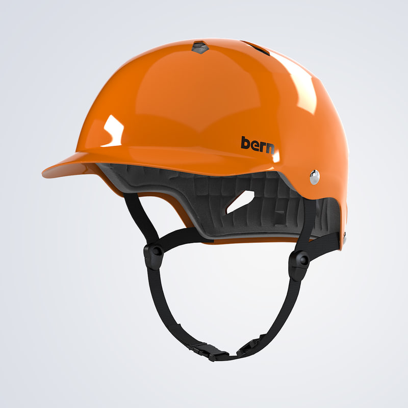 water helmet 3d model