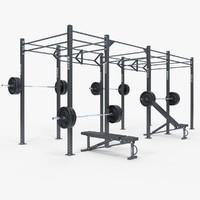 CrossFit Rack