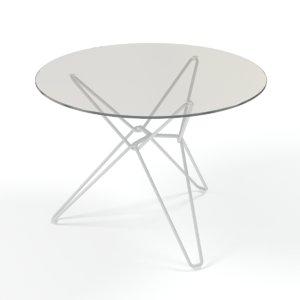 tio circular table laminate 3d model