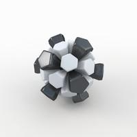 Soccerball explode