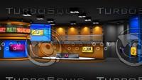 fbx virtual set