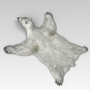max bear skin polar