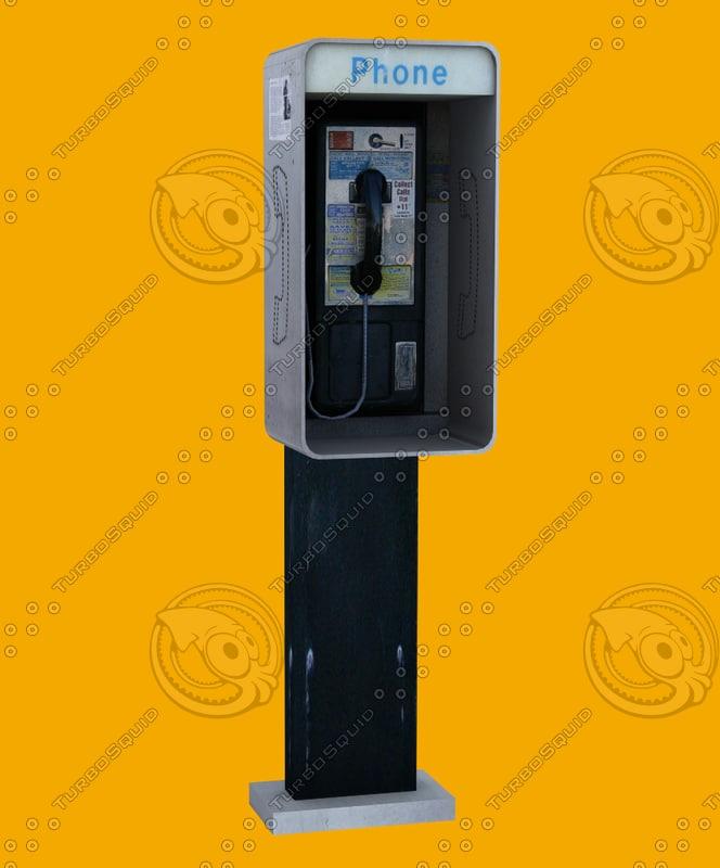 nyc pay phone max