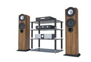 3d hifi speakers