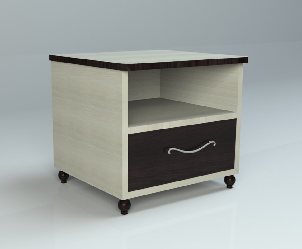 3d model bedside