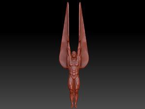 art deco 3d model