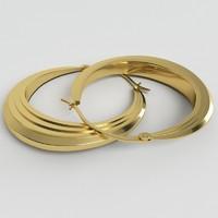 max creole earrings