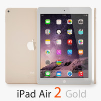 Apple iPad Air 2 Gold