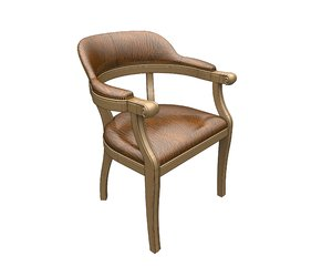 solidworks chair 3d model