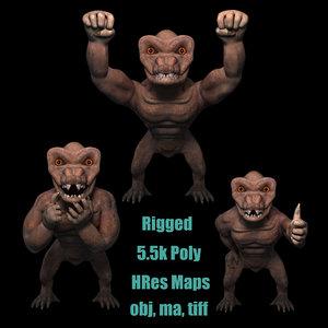maya beast ape