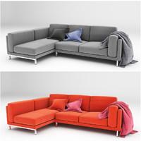 NOCKEBY sofa