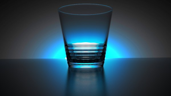 blender glass 3ds