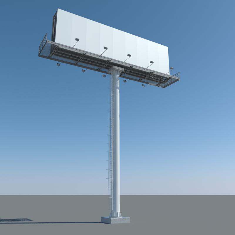 max billboard realistic